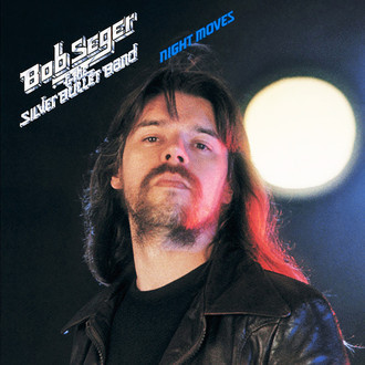 Bob Seger and the Silver Bullet Band - Night Moves lp