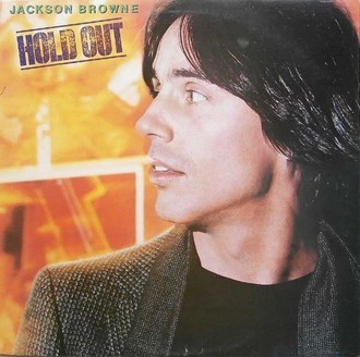 Jackson Browne - Hold Cut LP