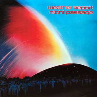 Weather Report - Night Passage LP (importado USA)
