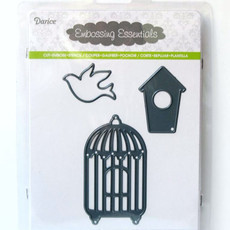 FACA DARICE - BIRD AND CAGES