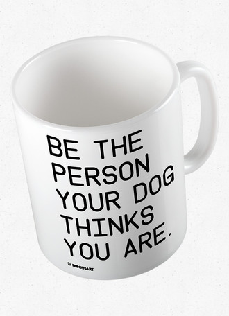 Caneca Be The Person