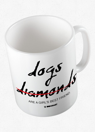 Caneca Diamonds