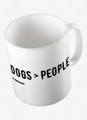 Caneca Better Than People