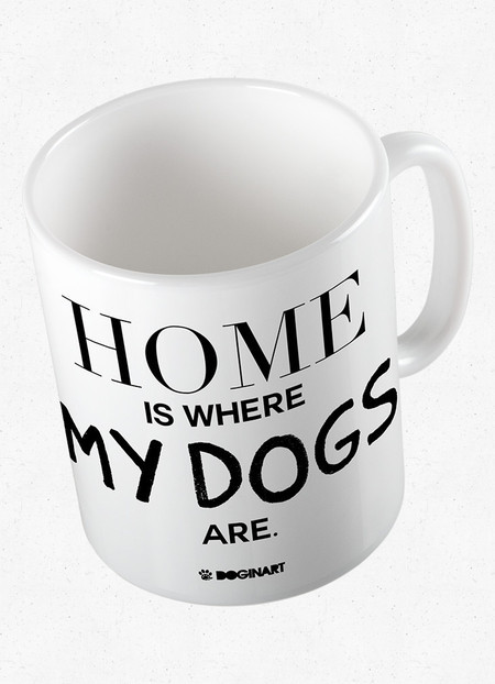 Caneca Home Is...