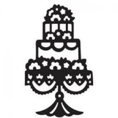 FACA DIE-VERSIONS - WEDDING CAKE