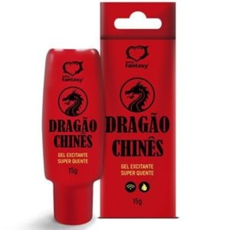 Pomada Chinesa Tiger e Dragon 15 Ml