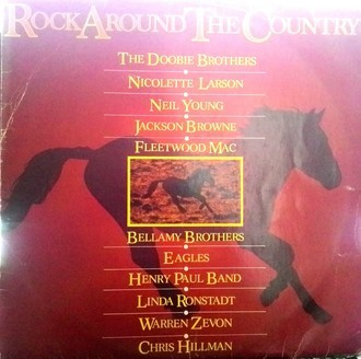 VA - Rock Around the Country LP