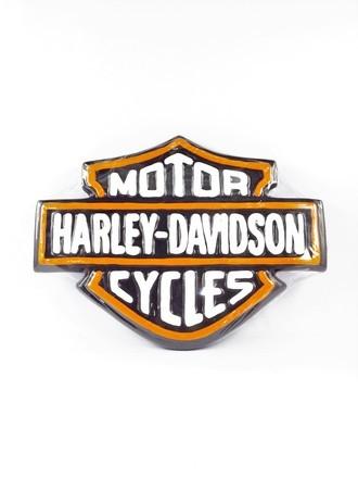 beffaf92ba3 Quadro de Parede - Harley Davidson ( Cerâmica)