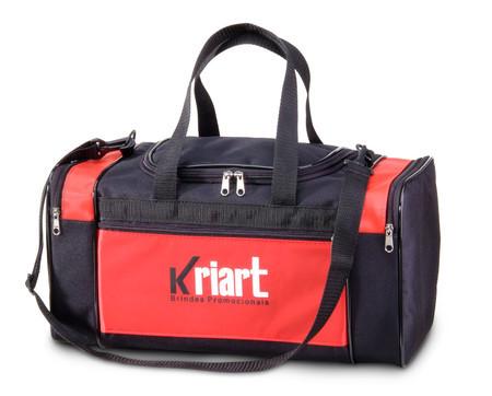 Bolsa de Viagem com Alça Personalizada - KRIART BRINDES PROMOCIONAIS 6f65cae1510