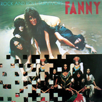 Fanny - Rock and roll survivors LP