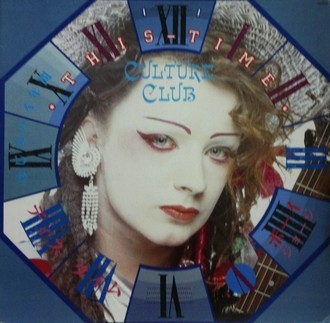 Culture Club - This time LP