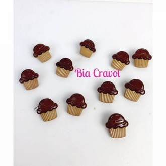 Cupcake Chocolate - 10 unid