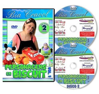 DVD BIA CRAVOL VOL 1