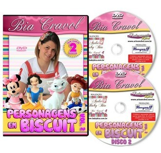 DVD BIA CRAVOL VOL 2