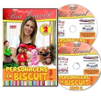 DVD BIA CRAVOL VOL 3