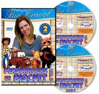 DVD BIA CRAVOL VOL 5