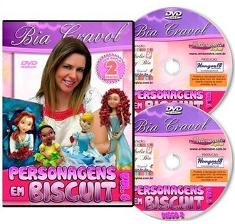 DVD BIA CRAVOL VOL 6