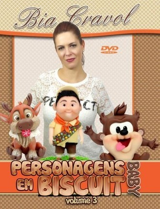 DVD DE PERSONAGENS Baby vol 3