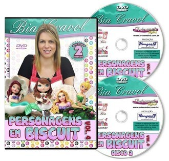 DVD BIA CRAVOL VOL 4