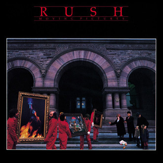 Rush - Moving Pictures LP (regular/ver fotos)