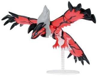 Model Kit Pokemon Yveltal & Diance Plamo BANDAI