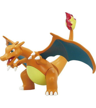Model Kit Pokemon Charizard Plamo BANDAI