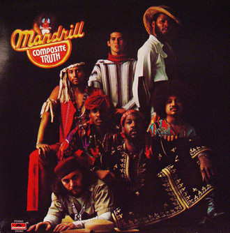 Mandrill - Composite truth LP
