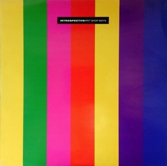 Pet Shop Boys - Introspective LP