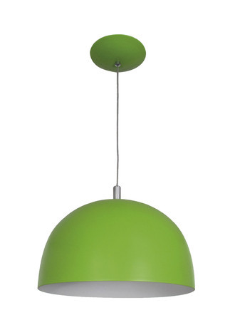 PENDENTE COLOR DOME VERDE - 3103 VD