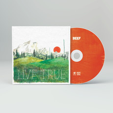 Beef Live True | CD Digipack