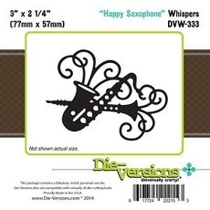 FACA DIE-VERSIONS - HAPPY SAXOPHONE