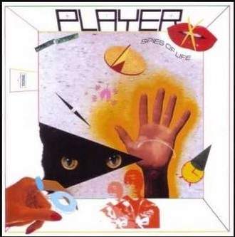 Player - Spies of love LP