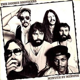 The Doobie Brothers - Minute by minute LP