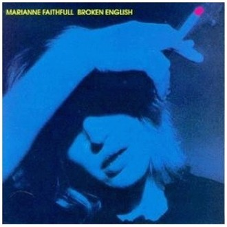 Marianne Faithful - Broken English LP