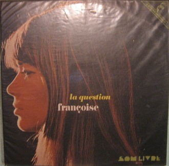 Françoise Hardy - La question LP