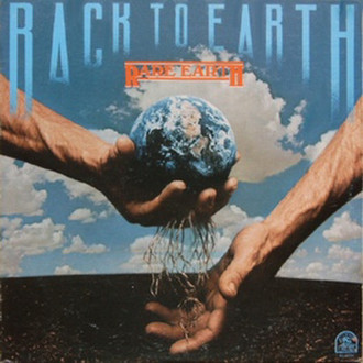 Rare Earth - Back to earth LP