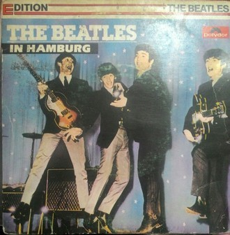 Beatles - The Beatles in Hamburg compacto 7'