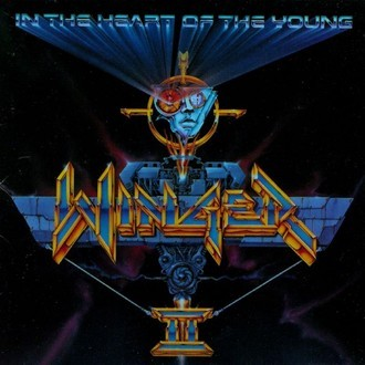 Winger - In the heart of the young LP