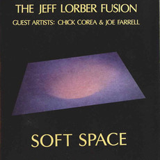 The Jeff Lorber Fusion - Soft Space LP (importado USA)