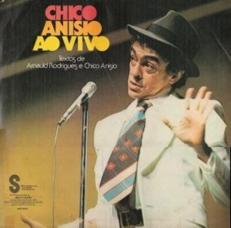Chico Anysio ao vivo 1975 LP