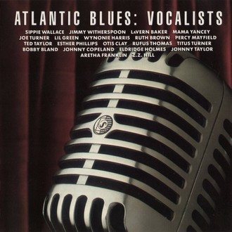 VA - Atlantic Blues: Vocalists LP duplo (excelente estado)