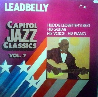 Capitol Jazz Classics - Leadbelly LP