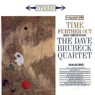 The Dave Brubeck Quartet - Time further out LP