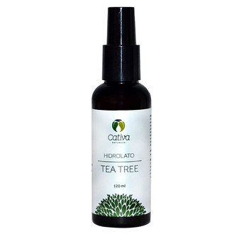 Hidrolato de Tea Tree - Cativa Natureza - 120ml