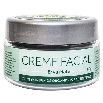 Creme Facial Erva Mate - Cativa Natureza - 60ml