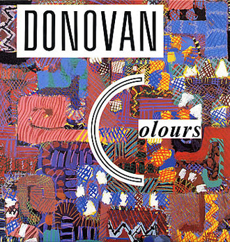 Donovan - Colours LP