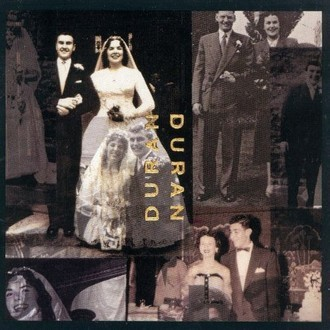 Duran Duran - The Wedding Album LP duplo