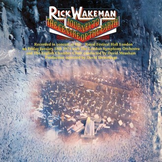Rick Wakeman - Journey to the centre of the earth LP