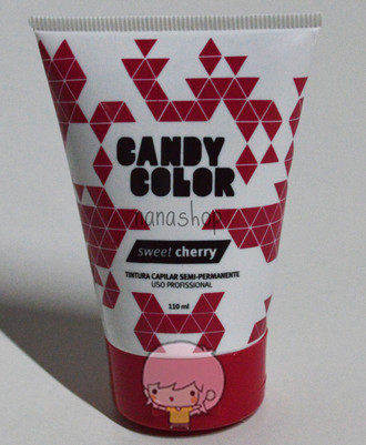 Candy Color Sweet Cherry