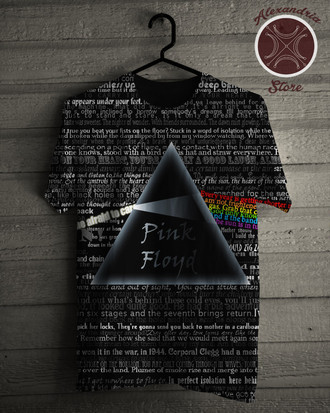 Camiseta Pink Floyd Speak To Me